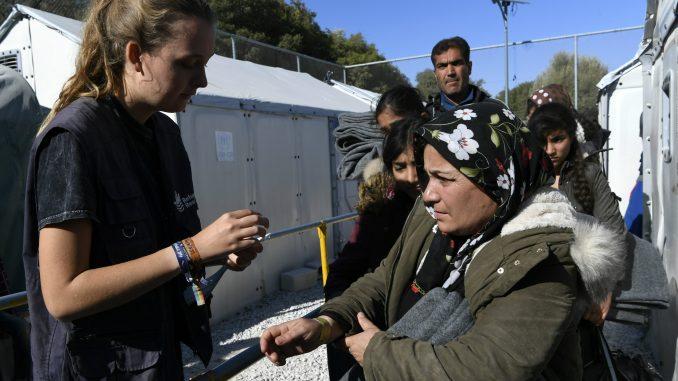 Uznemirenje u Grčkoj posle dolaska 439 migranata na Lezbos u jednom danu 5