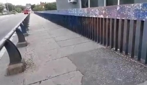 Nova stranka: Alarmantno stanje nadvožnjaka na Ibarskoj magistrali  (VIDEO) 7