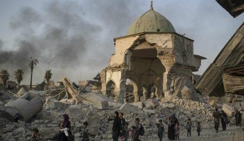 UNESCO: Rekonstrukcija džamije u Mosulu od 2020. godine 11