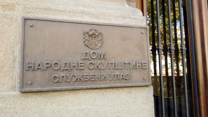 Završen prvi sastanak vlasti i opozicije u Skupštini, nastavak dijaloga sutra 1