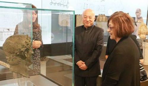 Potpisan Memorandum između Narodnog muzeja u Beogradu i Muzeja Zabranjenog grada u Pekingu 14