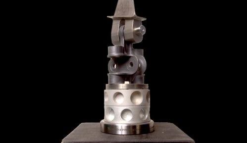 UNIMED: Skulptura nagrada na Venecijanskom filmskom festivalu 1