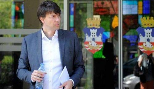 Jovanović podneo gradonačelniku Beograda zahtev da se spreči uzurpacija Savskog priobalja 13