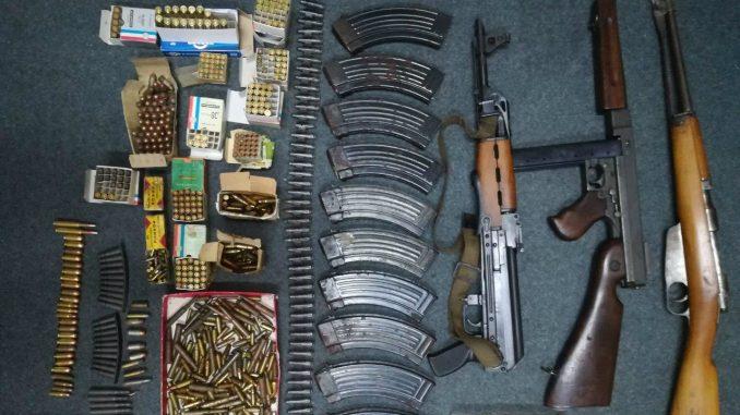 Hapšenje u Zemunu zbog oružja i eksploziva 1