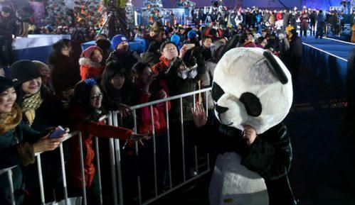 Peking 2022, Kina izabrala pandu za maskotu Zimskih OI 5