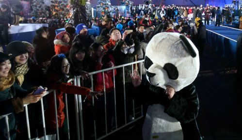 Peking 2022, Kina izabrala pandu za maskotu Zimskih OI 4