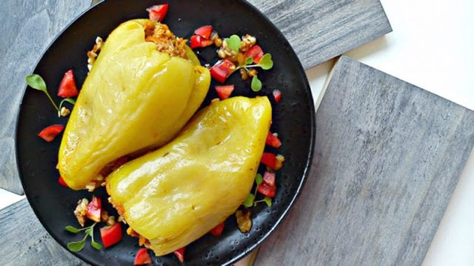 Recept nedelje: Paprike sa heljdom 1