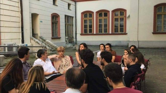 Studenti dali rektorki rok od nedelju dana da na RTS-u predloži razrešenje Siniše Malog 3