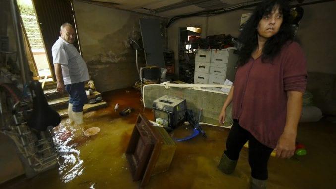 Broj poginulih u poplavama u Španiji porastao na šest 1