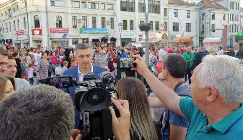 """Obradović o """"Porodičnoj šetnji"""": Ne damo gej paradu u Čačku iako je nije ni bilo 8"""