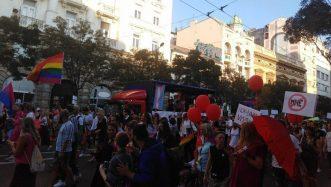 Parada ponosa u Beogradu završena žurkom u parku Manjež (FOTO) 4