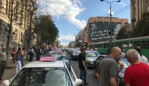 Bijelić: Taksisti sutra u protestu od 14 do 17, Gazela neće biti blokirana 1