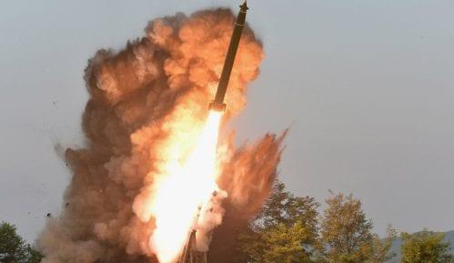 Severna Koreja ispalila još dva projektila u more 1