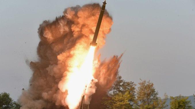 Južna Koreja optužuje Severnu da je ispalila sumnjive rakete 1