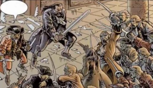 """Na vidiku 11. strip serijala """"Vekovnici"""" - """"Baron i teror"""" 4"""