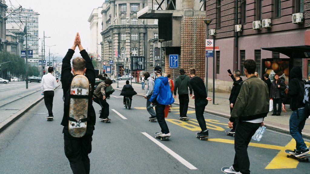 Festival skejtborda i umetnosti u Beogradu od 12. do 15. septembra(FOTO) 2