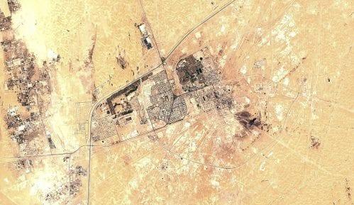 Satelitski snimci pokazuju oštećenja naftnog postrojenja u Saudijskoj Arabiji 5