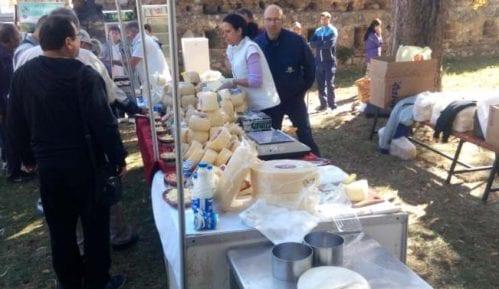 Festival sira i kačkavalja u Pirotu u ambijentu srednjevekovne tvrđave 2