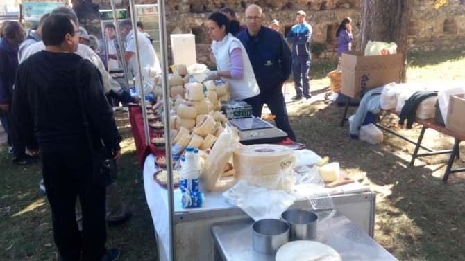 Festival sira i kačkavalja u Pirotu u ambijentu srednjevekovne tvrđave 1