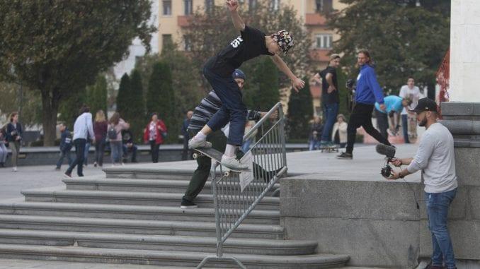 Festival skejtborda i umetnosti u Beogradu od 12. do 15. septembra(FOTO) 1