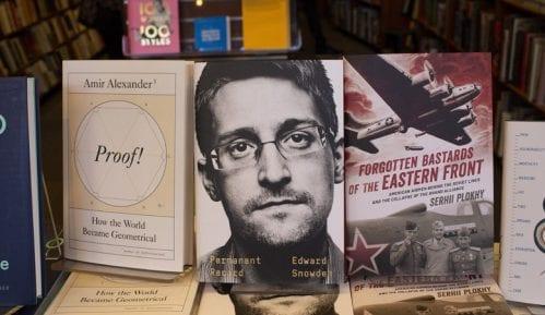 SAD tužile Snoudena, traže novac koji je zaradio prodajom memoara 2