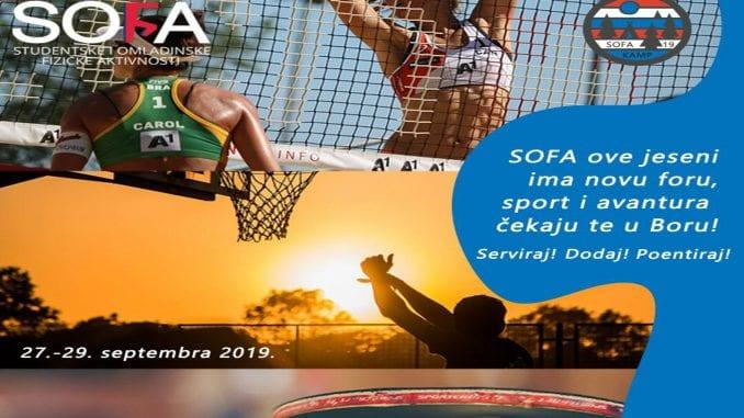 Besplatan sportski kamp za mlade od 27. do 29. septembra na Borskom jezeru 3