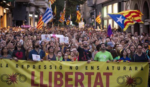 Hiljade građana Španije na protestu zbog hapšenja katalonskih separatista 8
