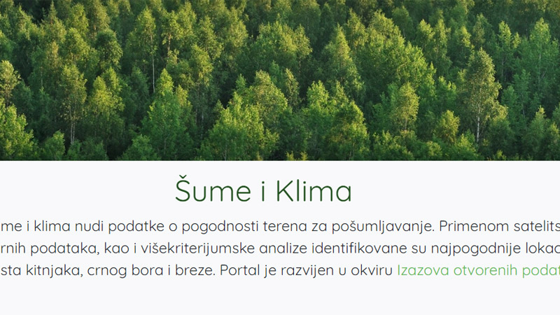 "Projekat ""Šume i klima"" proglašen za najbolji na European Youth Award (VIDEO) 1"