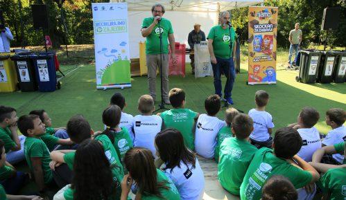Srbija obeležila Svetski dan čišćenja manifestacijom u Pionirskom parku 7