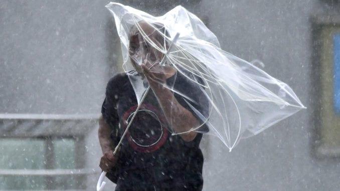 Najmanje 40 mrtvih i 16 nestalih u Japanu nakon razornog tajfuna 3