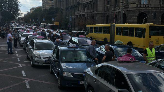 Vukojević: Premijerka da se izvini građanima zbog protesta taksista 4