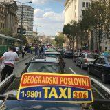 MUP o protestu taksista: Nećemo dozvoliti blokadu auto-puta 2