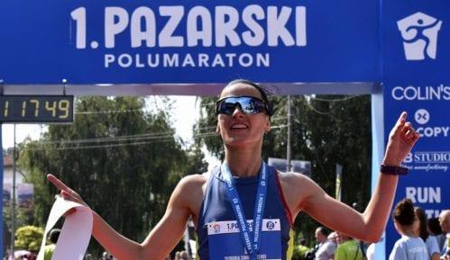 Teodora Simović i Stenli Kipruto pobednici prvog Pazarskog polumaratona 2