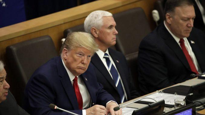 Tramp: Sastanak sa Rohanijem nije u planu, ali nikad ništa ne isključujem 1