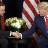 Tramp najavio raspoređivanje više američkih vojnika u Poljskoj 10