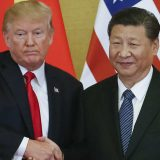 Tramp i Si nastavili prepirku o potencijalnom trgovinskom sporazumu 13