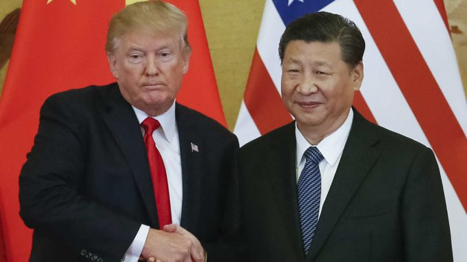 Tramp i Si nastavili prepirku o potencijalnom trgovinskom sporazumu 2