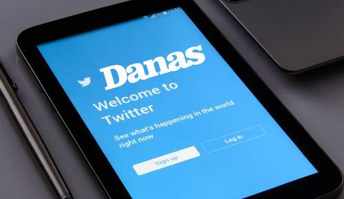 Tviter nalog Danasa nakon sedam dana ponovo aktivan 14