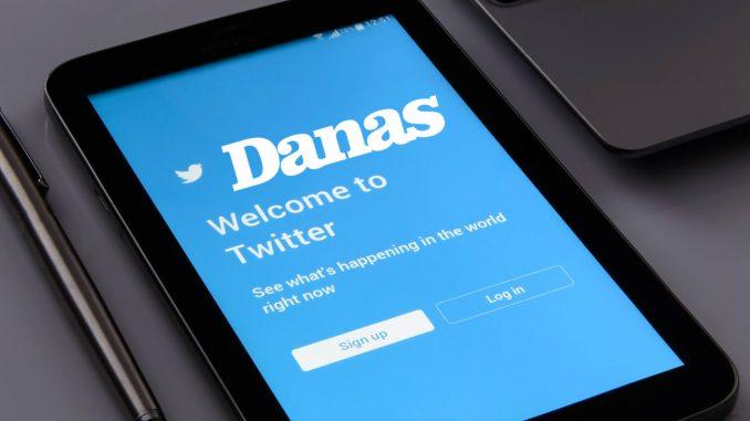 Tviter nalog Danasa nakon sedam dana ponovo aktivan 1