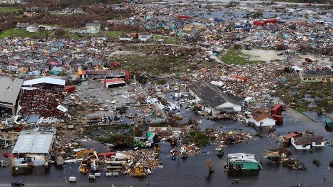 UN će poslati hranu Bahamima posle naleta uragana Dorijan 3