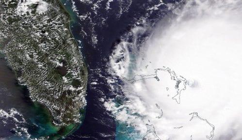 Uragan Dorijan prešao u kategoriju četiri, evakuacije duž istočne obale SAD 7