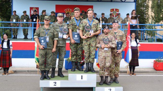 Vojska Srbije ujedinila Rusiju i NATO - u takmičenju vozača 2