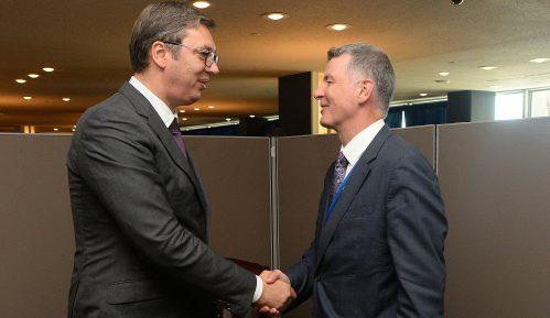 Vučić sa Murom o dijalogu sa Prištinom 3