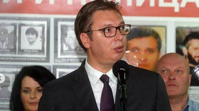 Vučić: Vesić uradio sve kako je trebalo po pitanju Trga Republike 1