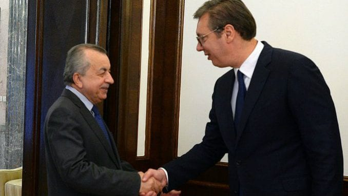 Vučić sa šefom Misije UN na Kosovu: Očekujemo da će Srbi moći slobodno da biraju svoje predstavnike 1
