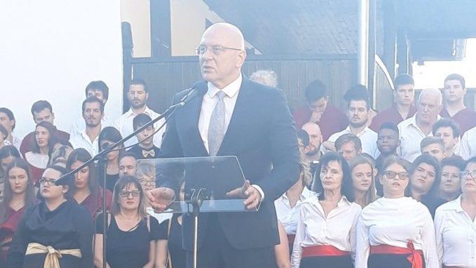 "Ministar Vukosavljević svečano otvorio 54. ""Mokranjčeve dane"" 1"