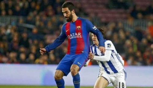 Fudbaler Barselone Turan osuđen na uslovnu zatvorsku kaznu 14