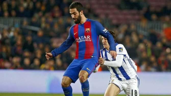 Fudbaler Barselone Turan osuđen na uslovnu zatvorsku kaznu 1