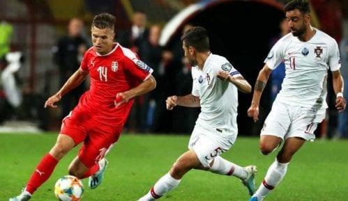 Poraz Srbije od Portugala u kvalifikacijama za EP 3