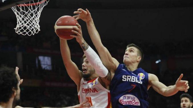 SP: Pobeda Španije protiv Srbije 1